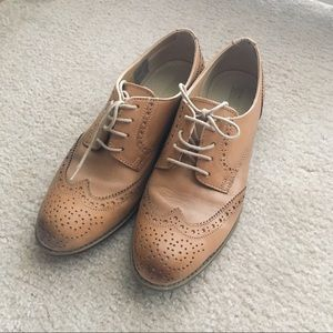 Asos Pier One lace-up brogue